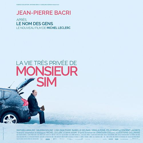 La vie très privée de monsieur Sim (Bande originale du film) by Vincent Delerm