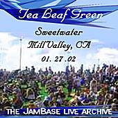 01-27-02 - The Sweetwater - Mill Valley, CA by Tea Leaf Green