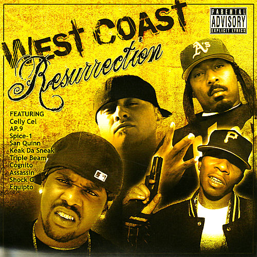 West Coast Resurrection by Various Artists