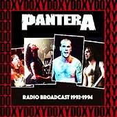 The Complete Show Radio Broadcast, 1992-1994 (Doxy Collection, Remastered, Live on Fm Broadcasting) von Pantera