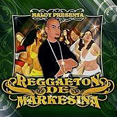 Reggaeton de Marquesina, Vol. 1 von Various Artists