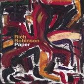 Rich Robinson Paper de Rich Robinson