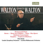Walton: Walton Conducts Walton by Various Artists