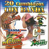 19 Cumbiazos Con Banda by Various Artists