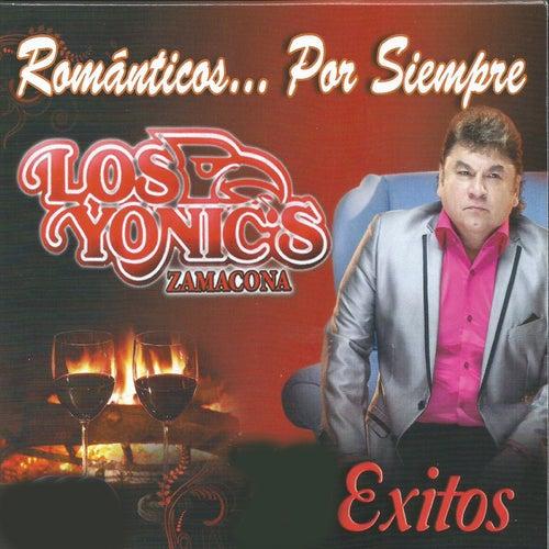 RomanticosÉ Por Siempre by Los Yonics