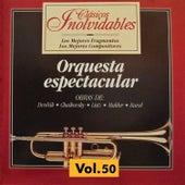 Clásicos Inolvidables Vol. 50, Orquesta Espectacular by Various Artists