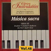 Clásicos Inolvidables Vol. 48, Música Sacra by Various Artists