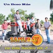 Con Estilo Ranchero, Vol. 2 by Samuray