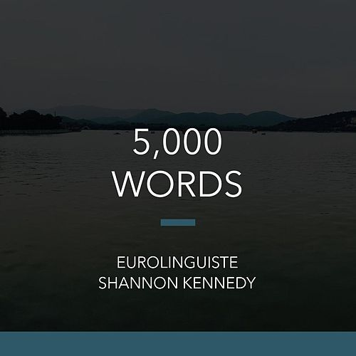 5,000 Words by Shannon Kennedy
