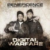 Digital Warfare (feat. Inspectah Deck & DJ Rob Swift) von Beneficence