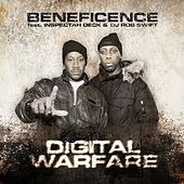 Digital Warfare (feat. Inspectah Deck & DJ Rob Swift) by Beneficence