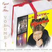 Le Zénith de Papa Wemba, vol. 1 (Live 1999) de Papa Wemba
