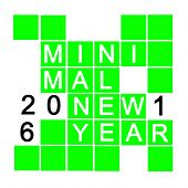 Minimal New Year 2016 von Various Artists