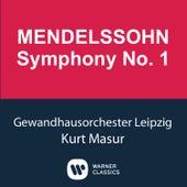 Mendelssohn: Symphony No.1 de Kurt Masur