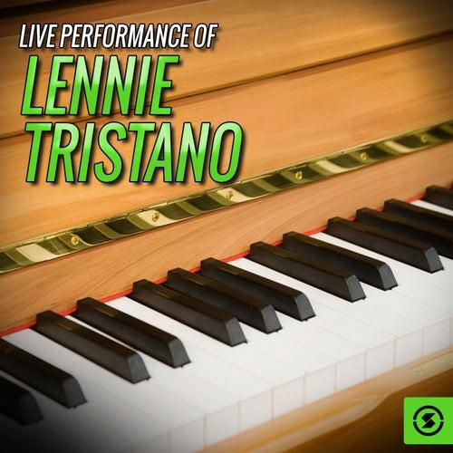 Live Performance of Lennie Tristano by Lennie Tristano