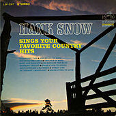 Hank Snow Sings Your Favorite Country Hits de Hank Snow