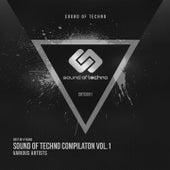 Sound Of Techno Compilation, Vol.1 de Various Artists