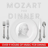 Mozart for Dinner by Various Artists
