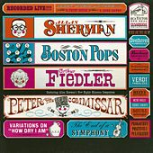 Peter and the Commissar by Allan Sherman