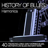 History of Blues: Harmonica de Various Artists
