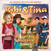 Hörspiel zum 3. Kinofilm - Mädchen gegen Jungs von Bibi & Tina