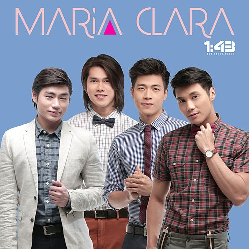 maria clara single by 143 napster