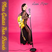 More Guitars Than Friends by Anni Piper
