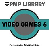 Video Games, Vol. 6 (Foreground and Background Music) di Various Artists