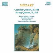 Clarinet Quintet / String Quintet de Wolfgang Amadeus Mozart