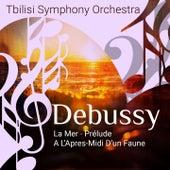 Debussy: La mer - Prélude à l'après-midi d'un faune by Tbilisi Symphony Orchestra
