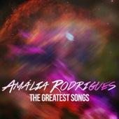 Amália Rodrigues - The Greatest Songs de Amalia Rodrigues