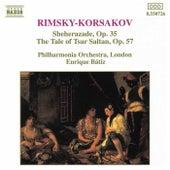 Sheherazade / Tsar Saltan by Nikolai Rimsky-Korsakov