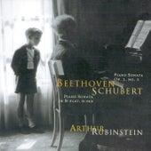 Rubinstein Collection, Vol. 55: Beethoven: Sonata, Op. 2/3; Schubert: Sonata, Op. posth. de Arthur Rubinstein