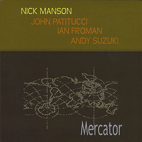 Mercator by Nick Manson