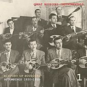 History of Bouzouki Recordings 1930 - 1950 Volume 1 by Various Artists