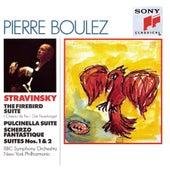 Stravinsky: The Firebird Suite; Pulcinella Suite; Scherzo Fantastique; Suites Nos. 1 & 2 by Various Artists