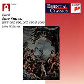 Bach:  Lute Suites, Vol. I by John Williams
