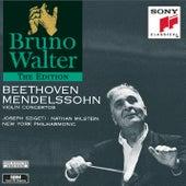 Beethoven, Mendelssohn: Violin Concertos by New York Philharmonic