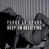 Keep On Believing (Radio Edit) von Fedde Le Grand