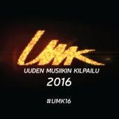 UMK - Uuden Musiikin Kilpailu 2016 von Various Artists