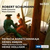 Schumann: Violin Concerto & Piano Concerto de Various Artists