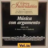 Clásicos Inolvidables Vol. 56, Música con Argumento by Various Artists