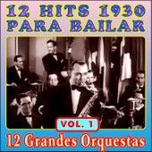 12 Éxitos 1930 Para Bailar - Vol. I by Various Artists