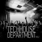 Techhouse Department, Vol. 2 de Various Artists