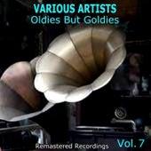 Oldies but Goldies, Vol. 7 de Various Artists
