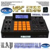 Mpc 2500 Rap Instrumentals, Vol. 10 by BEATS
