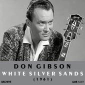 White Silver Sands von Don Gibson