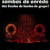 Sambas de Enredo das Escolas de Samba do Grupo 1 (1973) by Various Artists