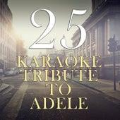25 Karaoke Tribute to Adele de Delayed Karma