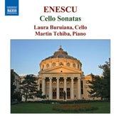 ENESCU: Cello Sonatas, Op. 26 (Buruiana) de Laura Buruiana